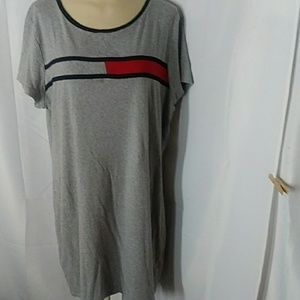 Tommy Hilfiger Tee Shirt Dress